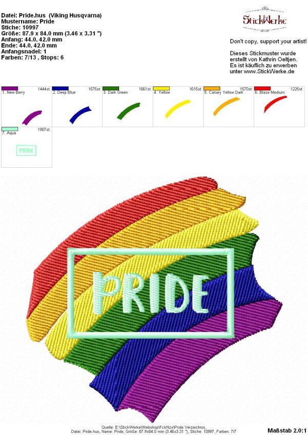 Pride Freebie