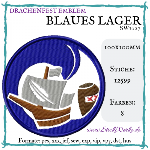 Blaues Lager