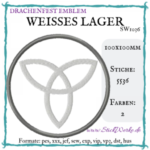 Weißes Lager